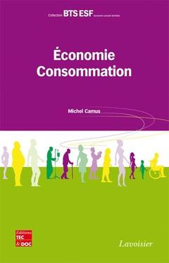 Couverture de l'ouvrage Économie-consommation