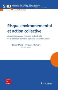 Couverture de l'ouvrage Risque environnemental et action collective