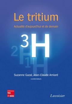 Couverture de l'ouvrage Le tritium