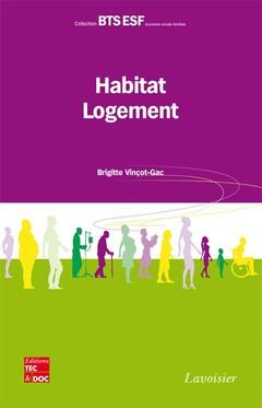 Couverture de l'ouvrage Habitat-Logement