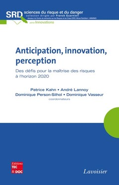 Couverture de l'ouvrage Anticipation, innovation, perception