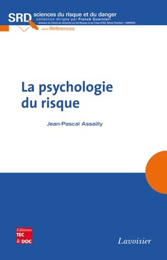 Couverture de l'ouvrage La psychologie du risque