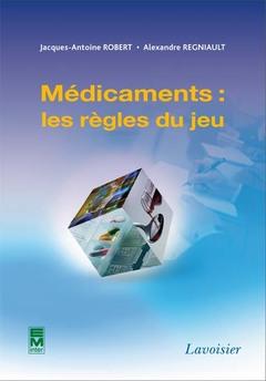 Couverture de l'ouvrage Médicaments