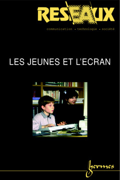 Couverture de l'ouvrage Les jeunes et l'écran (Réseaux Vol.17 N°92-93 1999)