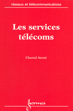 Couverture de l'ouvrage Les services télécoms