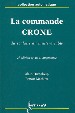Couverture de l'ouvrage La commande CRONE