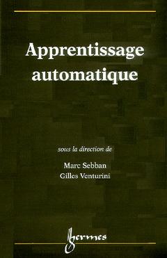 Couverture de l'ouvrage Apprentissage automatique
