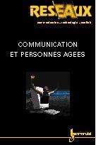Couverture de l'ouvrage Communication et personnes agées. (Réseaux volume 17 n° 96)