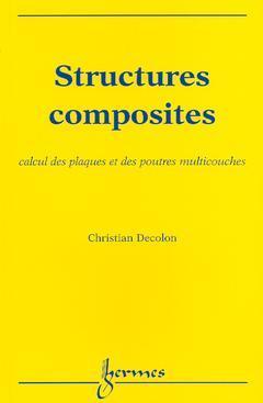 Couverture de l'ouvrage Structures composites