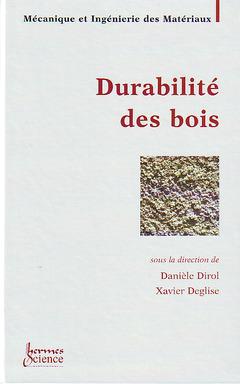 Couverture de l'ouvrage Durabilité des bois