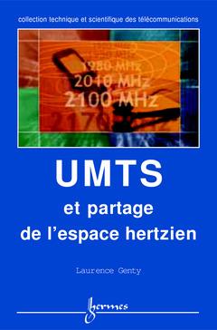 Couverture de l'ouvrage UMTS et partage de l'espace hertzien