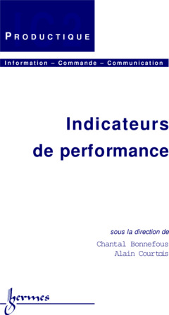 Couverture de l'ouvrage Indicateurs de performance