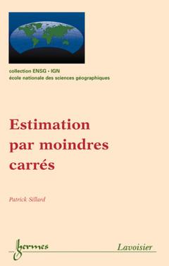 Couverture de l'ouvrage Estimation par moindres carrés