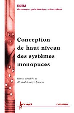 Couverture de l'ouvrage Conception de haut niveau des systèmes monopuces