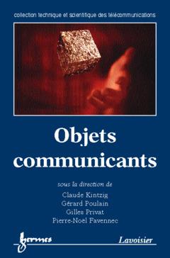 Couverture de l'ouvrage Objets communicants