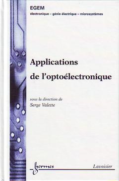 Couverture de l'ouvrage Applications de l'optoélectronique