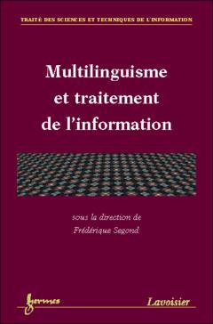 Couverture de l'ouvrage Multilinguisme et traitement de l'information
