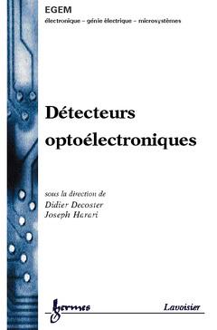Couverture de l'ouvrage Détecteurs optoélectroniques