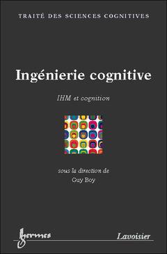 Couverture de l'ouvrage Ingénierie cognitive