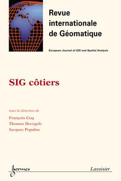 Couverture de l'ouvrage SIG côtiers (Revue internationale de Géomatique Vol.12 N° 3/2002)