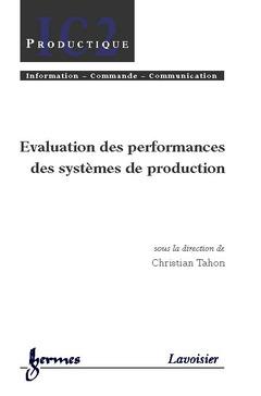 Couverture de l'ouvrage Évaluation des performances des systèmes de production