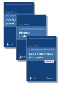 Couverture de l'ouvrage Génie parasismique (en 3 volumes)