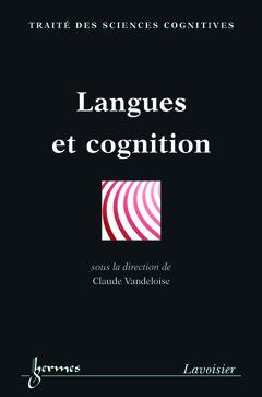 Couverture de l'ouvrage Langues et cognition