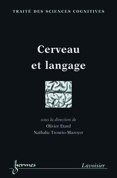 Couverture de l'ouvrage Cerveau et langage