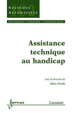 Couverture de l'ouvrage Assistance technique au handicap