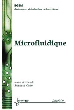Couverture de l'ouvrage Microfluidique