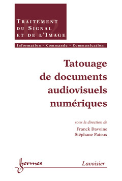 Couverture de l'ouvrage Tatouage de documents audiovisuels numériques