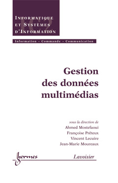 Couverture de l'ouvrage Gestion des données multimédias
