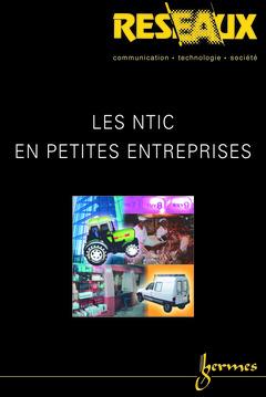 Couverture de l'ouvrage Les NTIC en petites entreprises (Réseaux Vol.21 N° 121/2003)