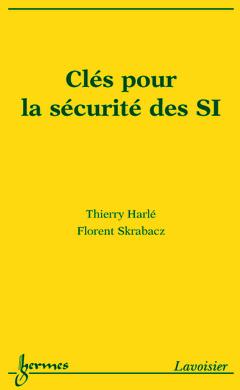 Couverture de l'ouvrage Clés pour la sécurité des SI