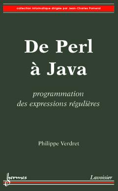 Couverture de l'ouvrage De Perl à Java