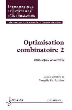 Couverture de l'ouvrage Optimisation combinatoire 2