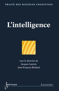 Couverture de l'ouvrage L'intelligence