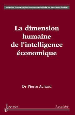 Couverture de l'ouvrage La dimension humaine de l'intelligence économique