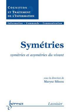 Couverture de l'ouvrage Symétries