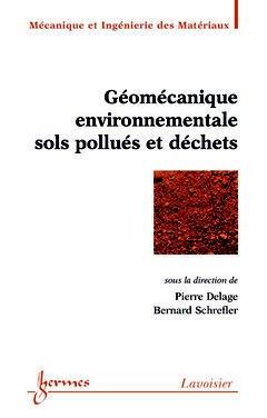 Couverture de l'ouvrage Géomécanique environnementale