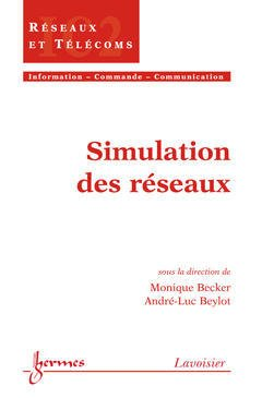 Couverture de l'ouvrage Simulation des réseaux