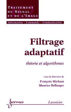 Couverture de l'ouvrage Filtrage adaptatif
