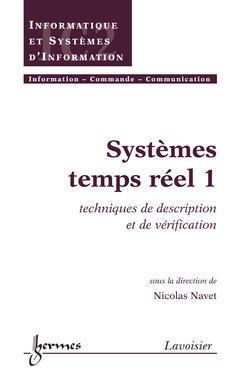 Couverture de l'ouvrage Systèmes temps réel 1