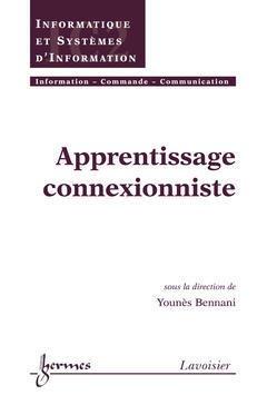 Couverture de l'ouvrage Apprentissage connexionniste