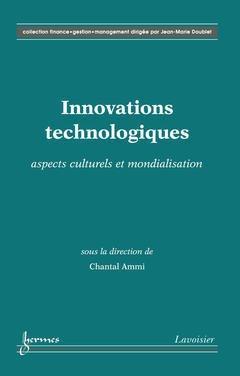 Couverture de l'ouvrage Innovations technologiques
