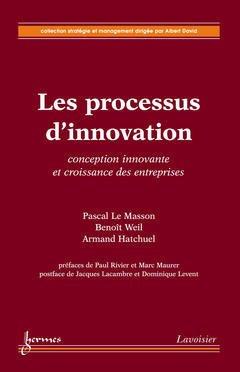 Couverture de l'ouvrage Les processus d'innovation