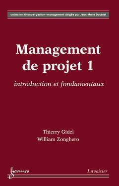 Couverture de l'ouvrage Management de projet 1