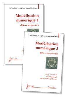 Couverture de l'ouvrage Modélisation numérique : défis et perspectives en 2 Volumes