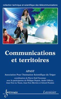 Couverture de l'ouvrage Communications et territoires
