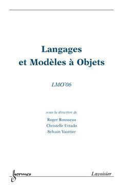 Couverture de l'ouvrage Langages et Modèles à Objets